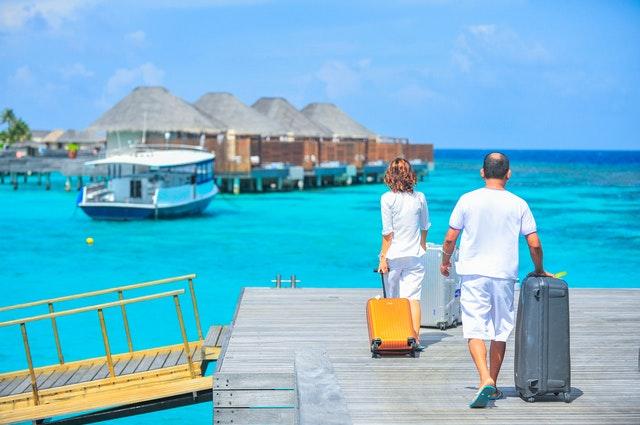 Bagaj de vacanta in Maldive